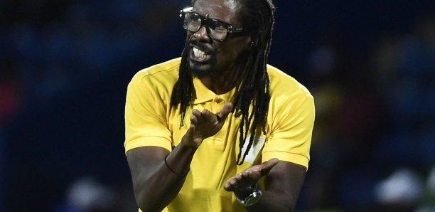 Madagascar-Sénégal (2-2) : Aliou Cissé accuse l'arbitre