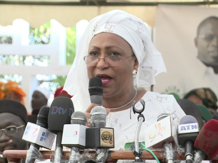 Une femme à la tête de la mairie de Dakar