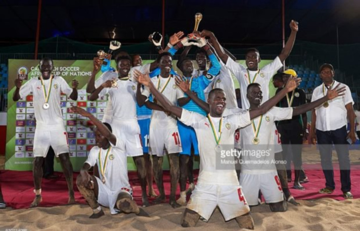 Urgent: Can Beach Soccer 2018, Le Sénégal champion d'Afrique pour la 5e fois