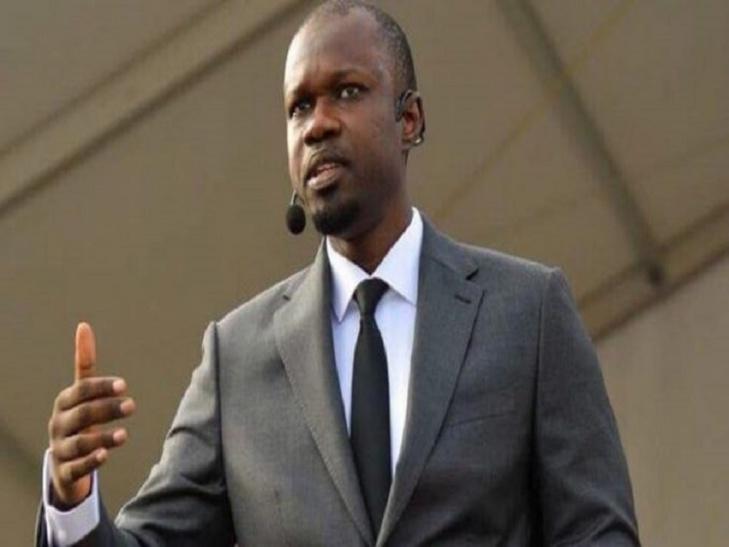 Ousmane Sonko avertit : «Qu'il pleuve ou qu'il neige, je serai candidat»