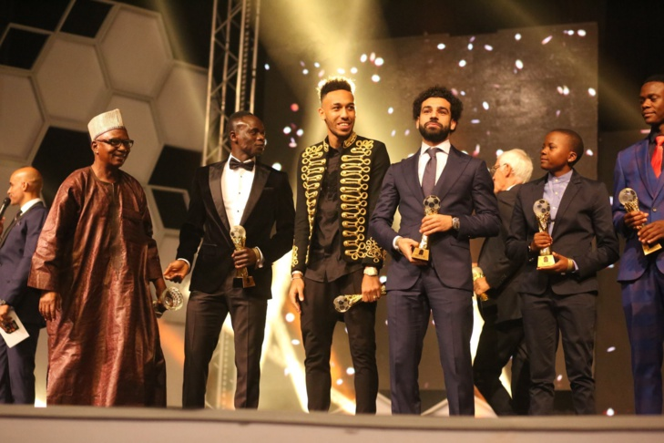 L'organisation des CAF AWARDS va coûter 1 milliards Fcfa au Sénégal