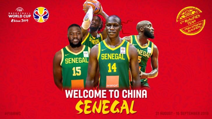 Basket - Mondial 2019: le Sénégal sera bien au rendez-vous