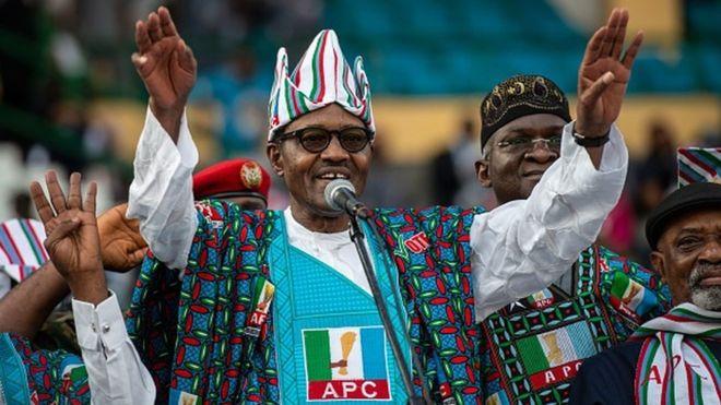 Muhammadu Buhari réélu président du Nigeria pour 4 ans