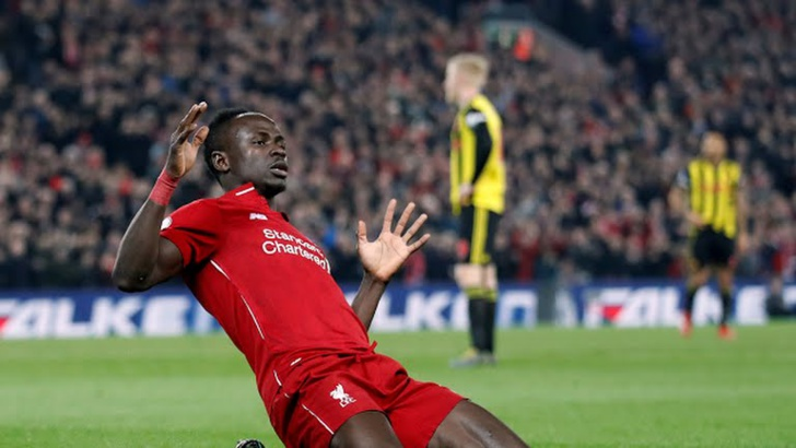Sadio Mané fait tomber son record de buts en Premier League