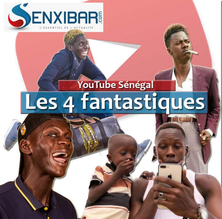 Youtubeurs sénégalais: qui sont les meilleurs