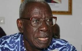 L'écrivain Ivoirien Bernard Dadié