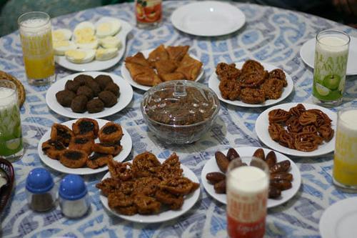 Ramadan 14 menus pour manger sainement - Menu pour manger sainement ...