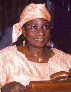 Mame Madior Boye : La première femme Premier ministre du Sénégal