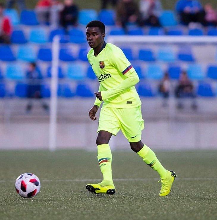 Liga: Moussa Wagué titulaire face à Huesca ce samedi