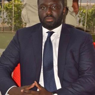 Abdou Karim Fofana ministre de l'urbanisme et du logement et de l'hygiène publique