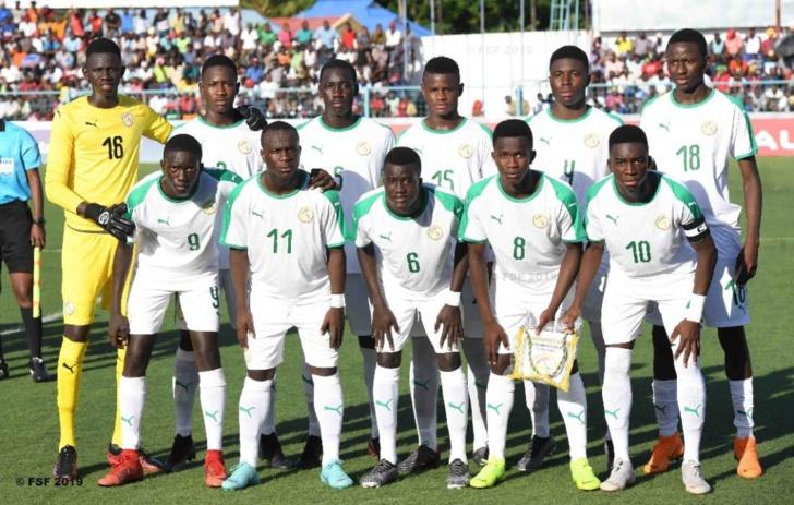 Les U17 du Sénégal éliminés de la CAN