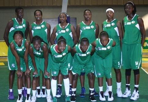 Afrobasket Féminin de Bamako: Les lionnes viennent à bout des rwandaises.