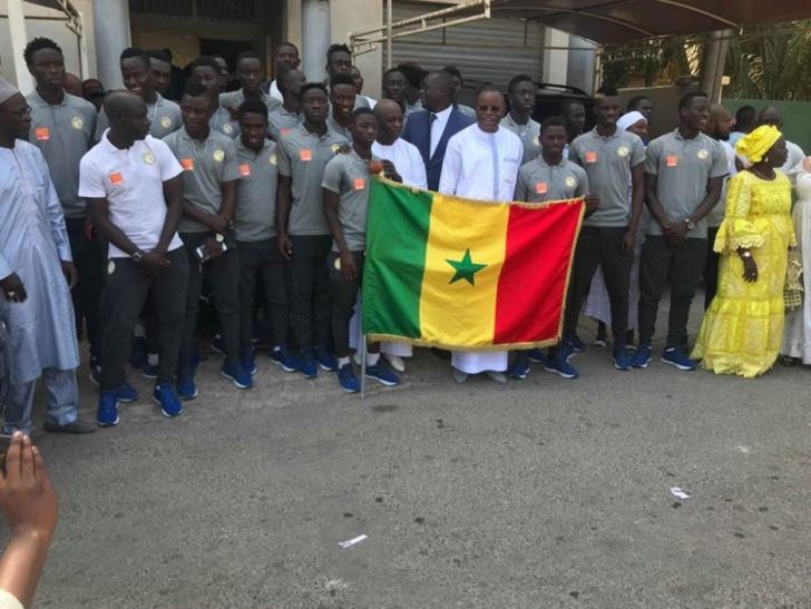 Football: Le Sénégal avec le Mali, l'Afrique du Sud et le Nigéria représenteront le continent en Pologne