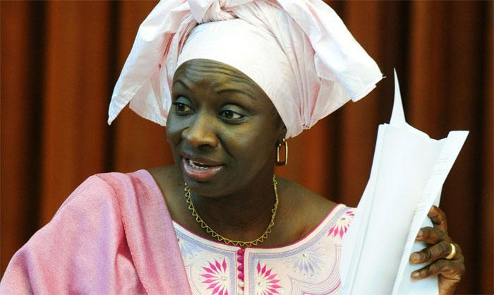 Mimi Touré nommée à la tête du Conseil Économique, Social et Environnemental