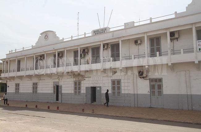 Rufisque : Déguerpissement du boulevard Maurice Guèye