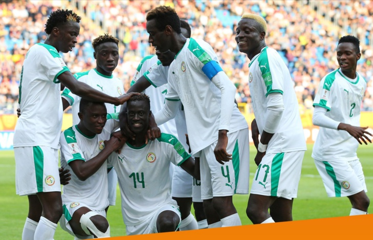 Coupe du monde U20: le Sénégal bat la Colombie (2-0)
