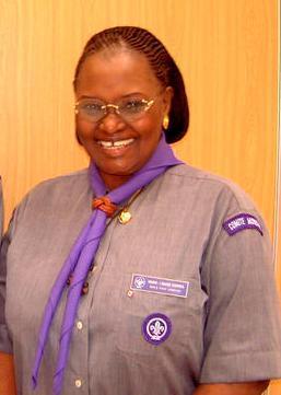 Marie-Louise Corréa : L'ancienne ministre-scout