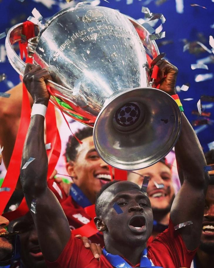 11 type Ligue des champions: Mané sélectionné, Salah zappé