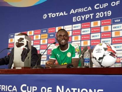 """Sadio Mané sur le penalty raté: """"Dans ma tête je suis relaxe, je ne doute jamais"""""""