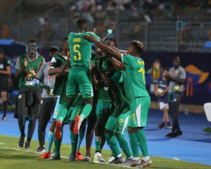 CAN 2019 : Les Lions rejoignent les demi-finales pour la quatrième fois de leur histoire après un match maîtrisé contre le Bénin (1-0)