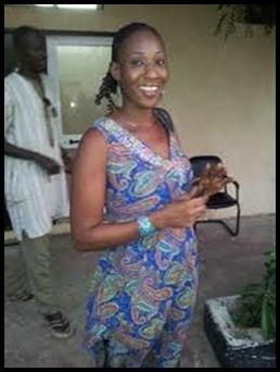 Ndeye Diallo « je compte bien continuer après un café avec… »