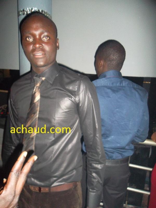 Le frère et manager de la diva Coumba Gawlo ,Matar Seck le fiancé de la nouvelle star des pubs  Fama Thioune.