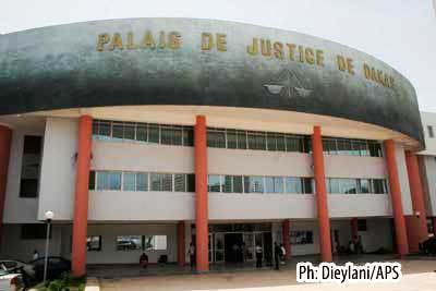 Palais de justice : La Présidentielle bloque le fonctionnement des services