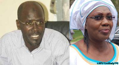 Seydou gu ye et aminata tall nomm s sg du gouvernement et - Cabinet de la presidence de la republique ...