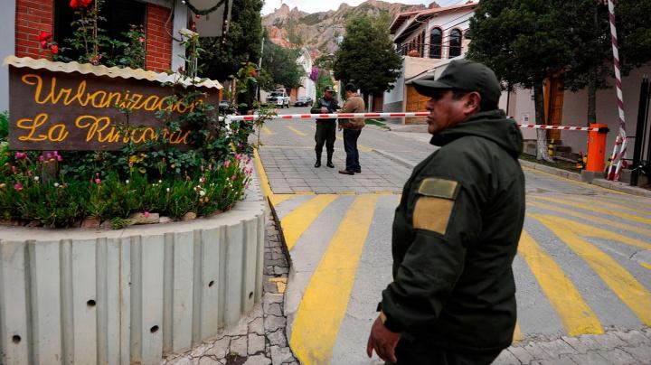 La Bolivie renvoie des représentants espagnols et mexicains après un incident diplomatique
