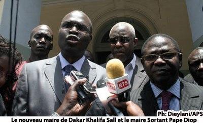 Entendu par la Sr de Dakar : Khalifa Sall mouille Pape Diop