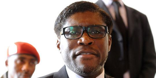 Mandat d'arrêt contre le fils du président de Guinée équatoriale