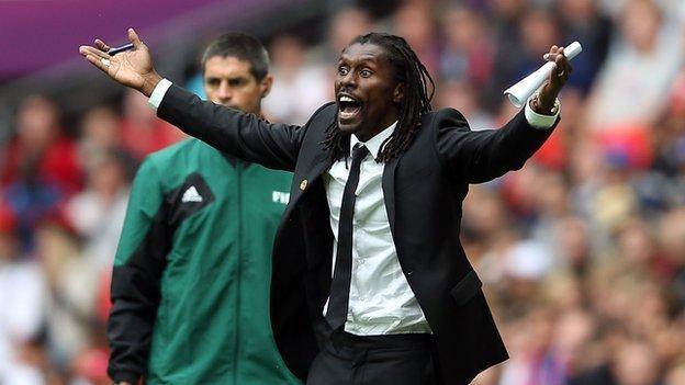 FOOTBALL: La sélection olympique sera confiée à Aliou Cissé, selon Augustin Senghor