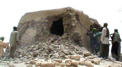 Mali: des islamistes ont détruit le mausolée d'un saint au nord de Gao