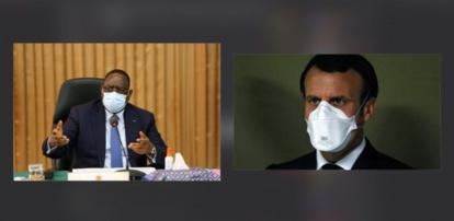 Covid - 19 - Macky Sall s'isole, Macron annule son séjour au Sénégal