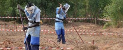 CASAMANCE – Réinstallation des réfugiés : L'ARMÉE DÉMINE LE TERRAIN