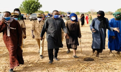 APPROVISIONNEMENT EN MOUTONS : LES ASSURANCES DE SAMBA NDIOBÈNE KA