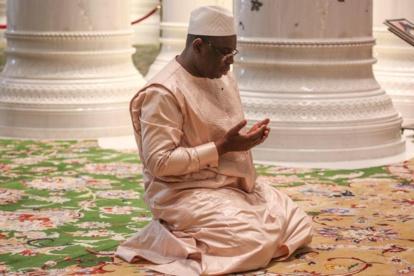 Tabaski: Macky va prier chez lui