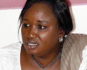 Indignée, Elen Tine juge «choquants» les propos de Mbaye Ndiaye sur les profanations de cimetières catholiques