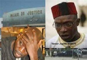 Prison du Camp pénal : Cheikh Yerim Seck et Tamsir Jupiter Ndiaye