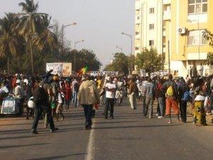 Manifestation du Pds Place de l'Obélisque : Le CRAC dénonce des manœuvres de divertissement