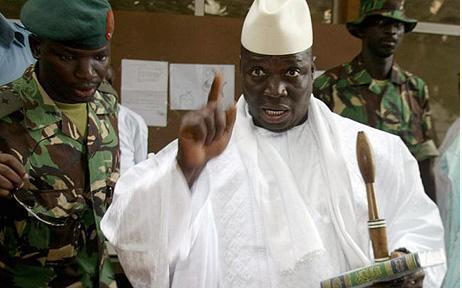 Résolution de la crise casamançaise: Yaya Jammeh démarche les chefs rebelles