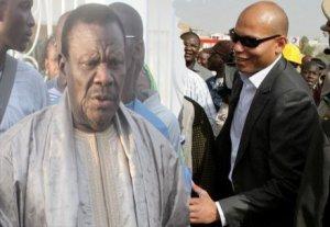 (Dernière minute) Pavillon spécial : Karim Wade, Omar Sarr et Madické Niang rendent visite à Cheikh Bethio