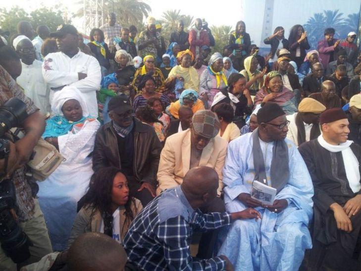 Le Pds s'explique sur la motion de censure : «Abdoul Mbaye peut être cité comme témoin lors du procès de Habré»