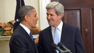 John Kerry nommé secrétaire d'Etat par Obama