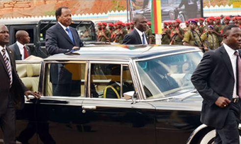 CAMEROUN : UN MILITAIRE TIRE SUR LE CORTÈGE PRÉSIDENTIEL