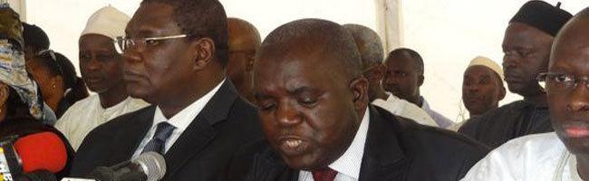 """Les Cadres libéraux vilipendent Abdoul Mbaye : """"Kéba Mbaye a mis au monde un montre et c'est ce montre-là qui dirige le gouvernement"""""""