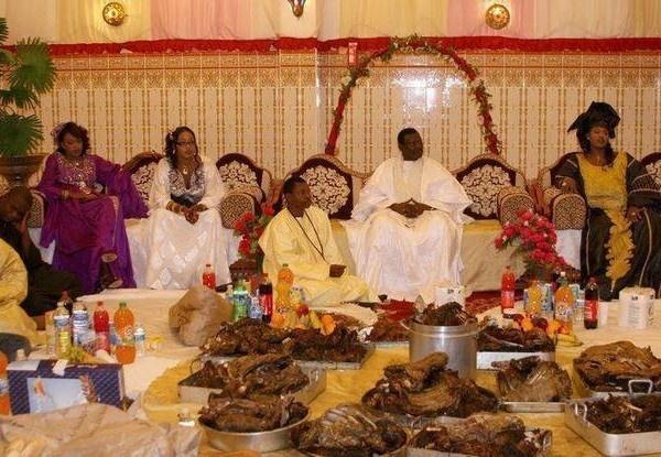 """Les """"Thiantancounes"""" donnent un """"adya"""" de 200 millions Fcfa à Cheikh Béthio Thioune"""