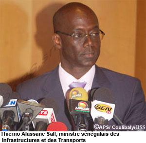 Accident sur la route du Magal: Thierno Alassane Sall se rend au chevet des blessés