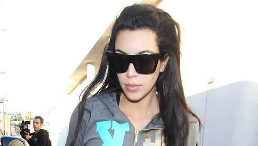 Les fesses de Kim Kardashian font parler d'elles