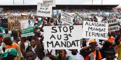 Côte d'Ivoire: l'opposition confirme le boycott des élections